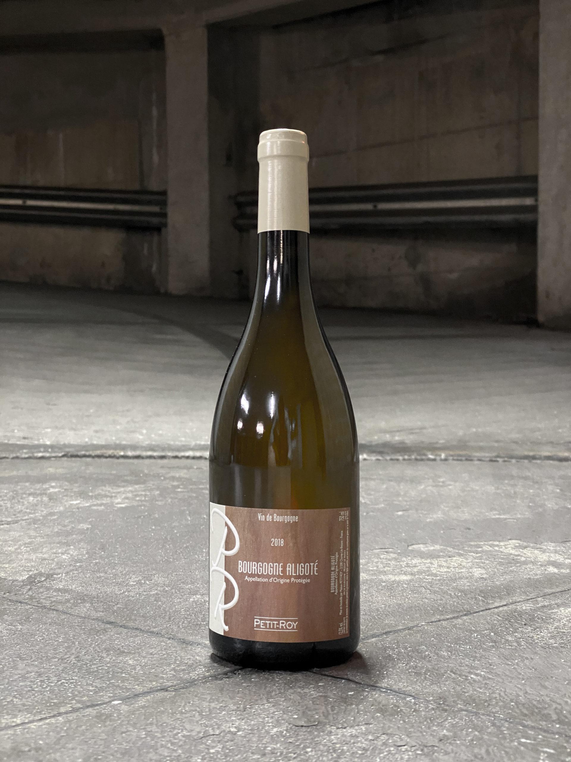 Petit Roy Bourgogne Aligoté