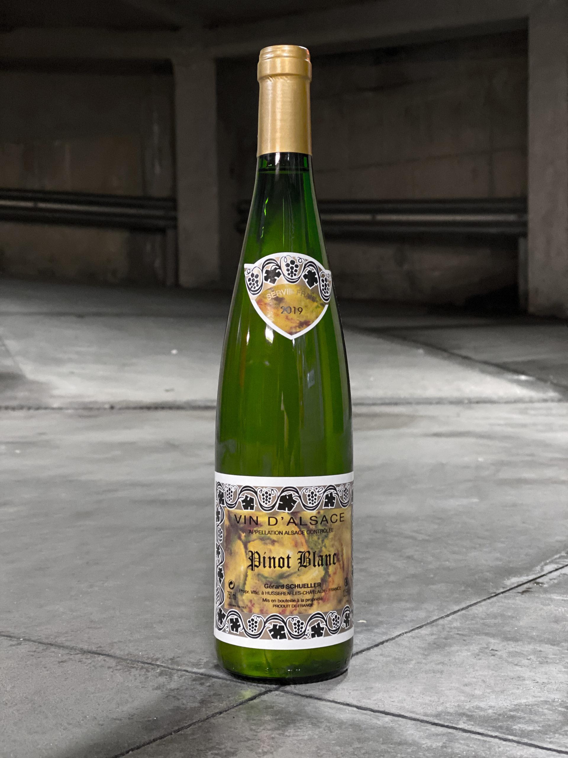 Gérard Schueller Pinot Blanc